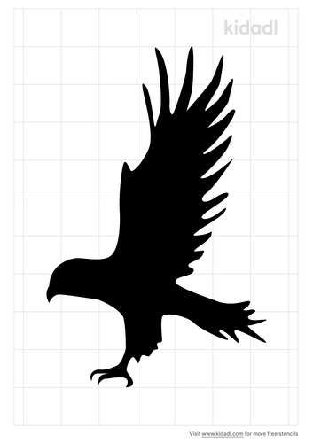 raven-flying-stencil