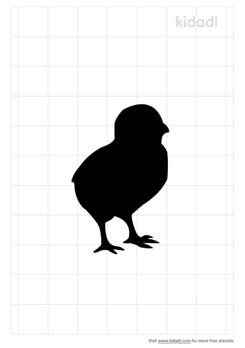 realistic-baby-chick-stencil.png