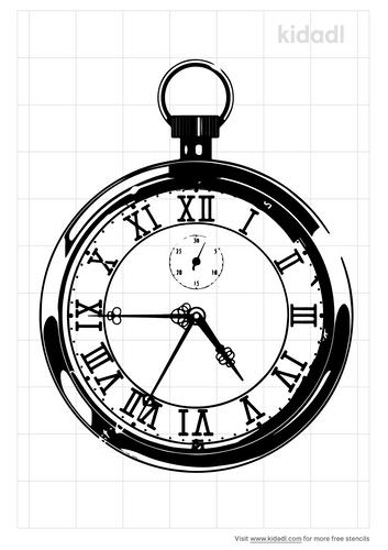 realistic-clock-stencil.png