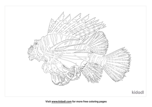red-lionfish-coloring-page