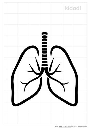 respiratory-stencil