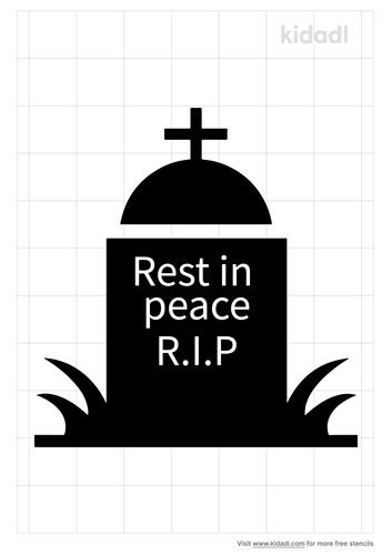 rest-in-peace-stencil