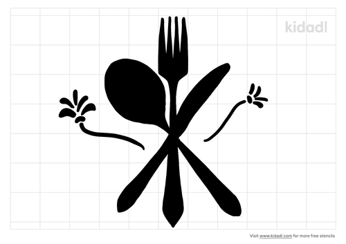 restaurant-stencil