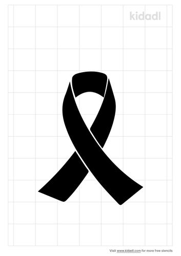 ribbon-cystic-fibrosis-stencil.png