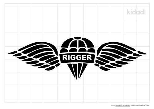 rigger-wing-stencil