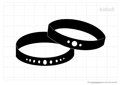 ring-band-stencil