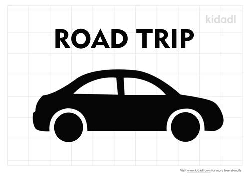 road-trip-stencil