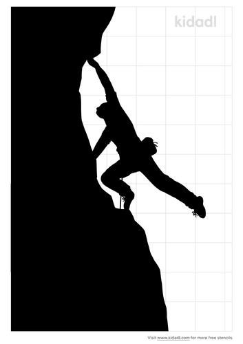rock-climbing-stencil