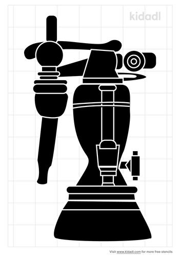 rocket-engine-stencil