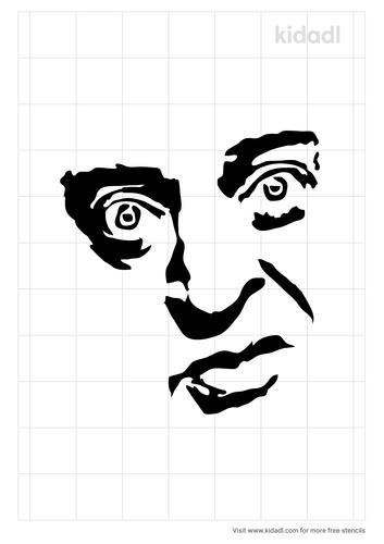 rodney-dangerfield-stencil