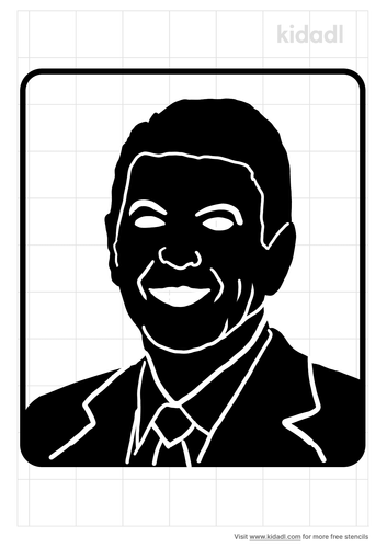 ronald-reagan-stencil