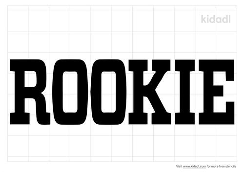 rookie-stencil