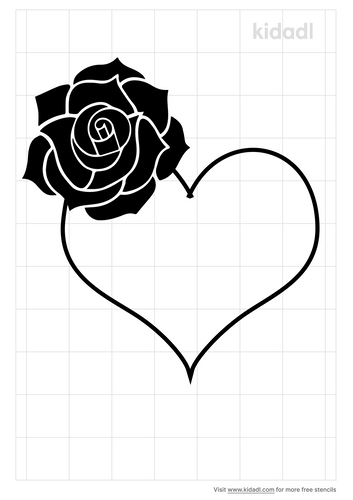 rose-and-heart-Stencil.png