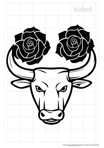 rose-bull-stencil.png