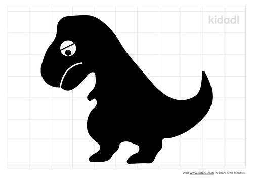 sad-t-rex-stencil.png