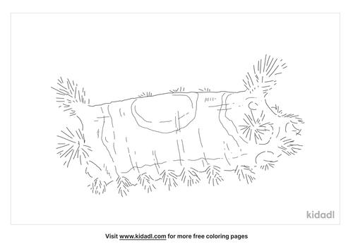 saddleback-caterpillar-coloring-page