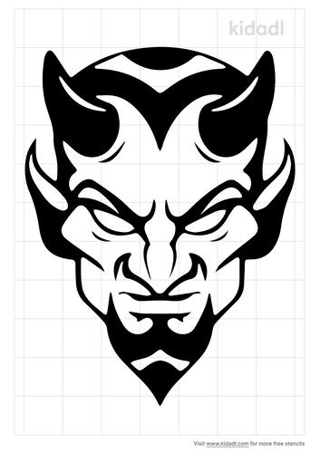 satan-the-devil-stencil