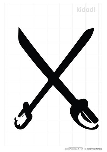 scimitar-stencil