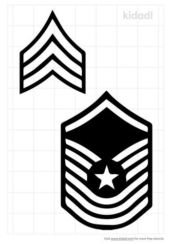 sergeant-stripes-stencil