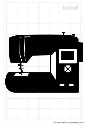 sewing-machine-stencil