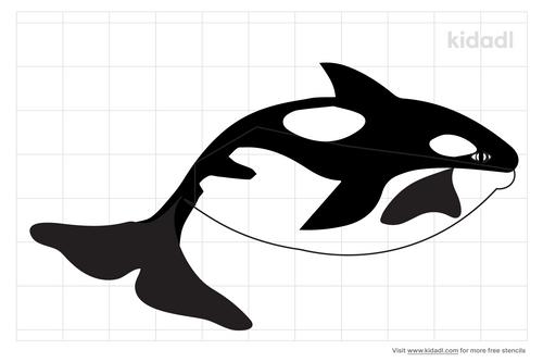 shamu-killer-whale-stencils