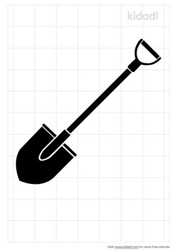 shovels-stencil