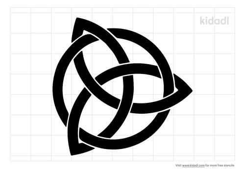 simple-celtic-stencil