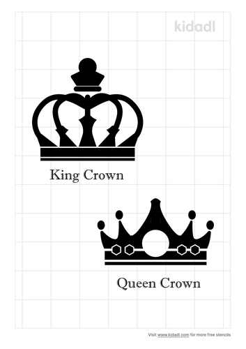 simple-king-queen crown -stencil.png