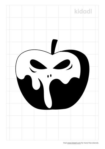simple-poison-apple-stencil.png