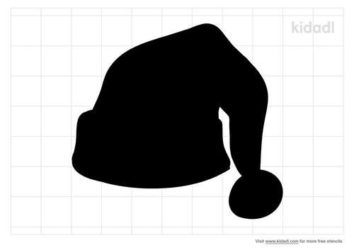 simple-sleeping-cap-stencil.png