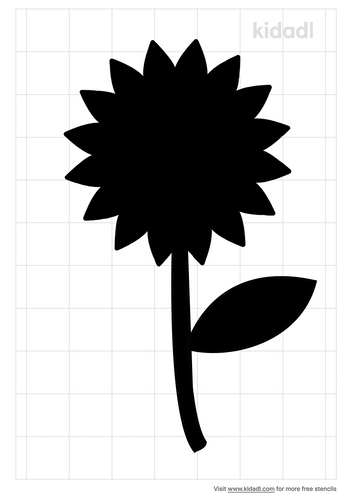 simple-sunflower-stencil.png
