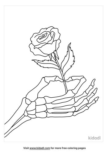 skeleton-hand-holding-rose-coloring-page.png