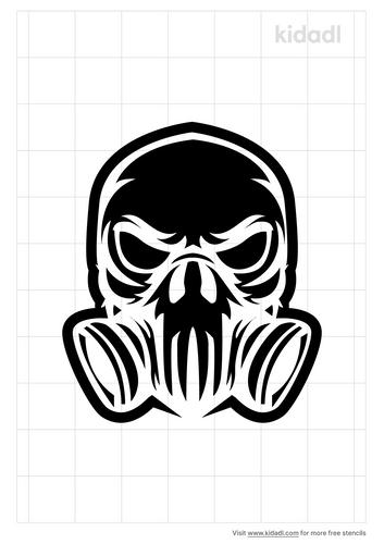 skull-gas-mask-stencil