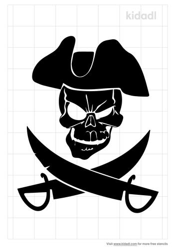 skull-sword-stencil