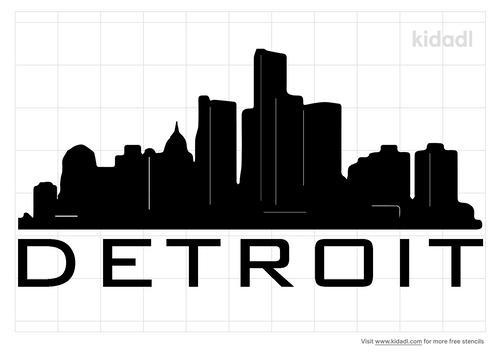 skyline-of-detroit
