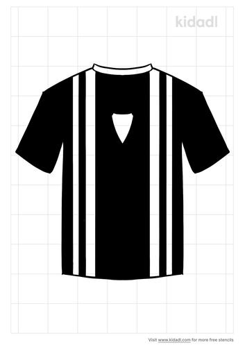 soccer-shirt-stencil