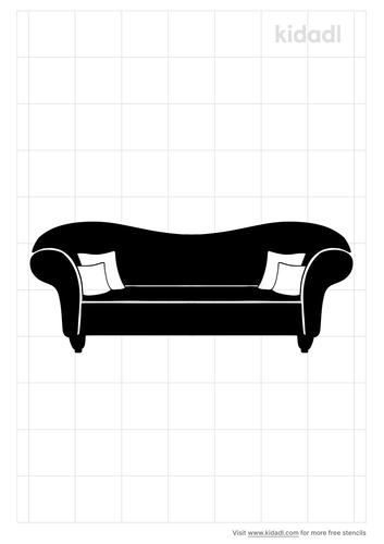 sofa-stencil