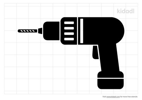 solid-drill-stencil