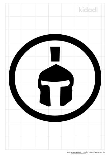 spartan-shield-stencil