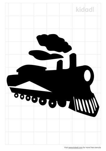 steam-engine-stencil