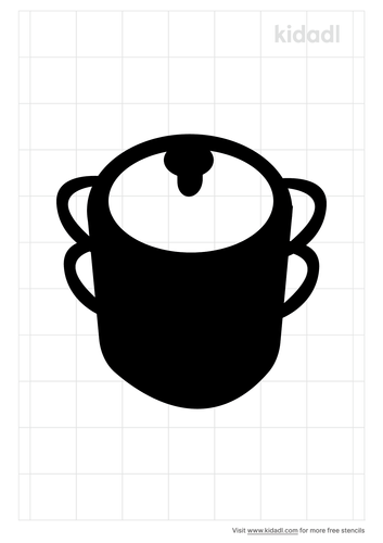 steaming-pot-stencil