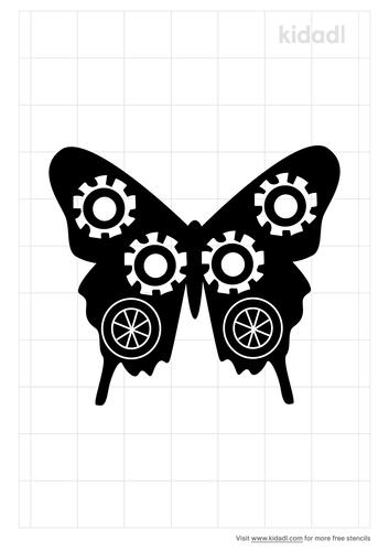 steampunk-butterfly-stencil