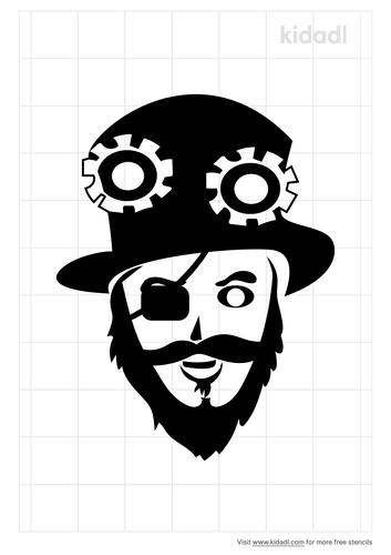 steampunk-pirate-stencil
