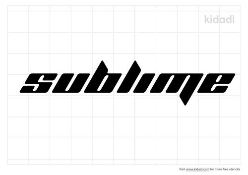 sublime-stencil