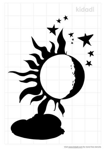 sun-on-moon-stencil