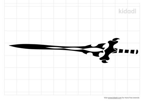 sword-stencil