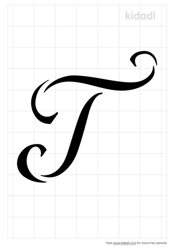 t-monogram-stencil