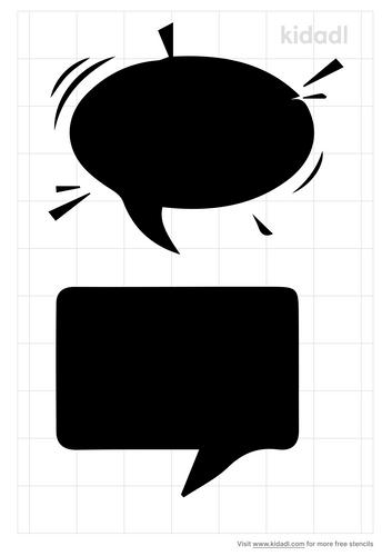 talk-bubble-pop-bubble-stencil
