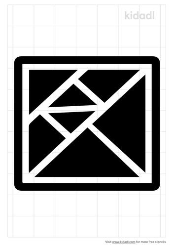 tangram-stencil
