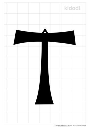 tau-cross-stencil